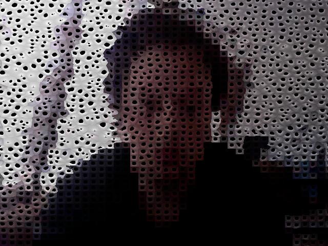 Worley Cellular Voronoi Noise (Composition by gtoledo3) | Kineme